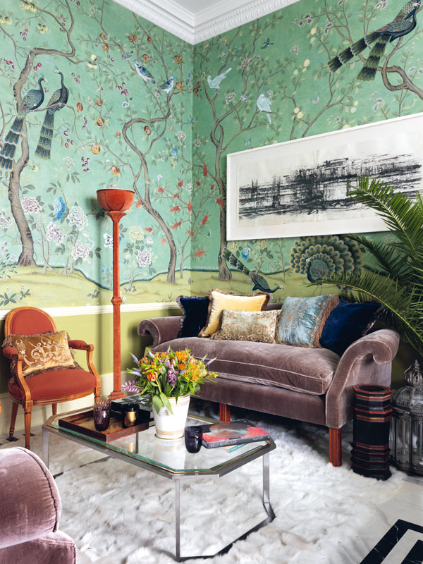 degournay-hannah-rachel-gurney-homestory-tapeten-wallpapers-green-livingroom-decohome.de_