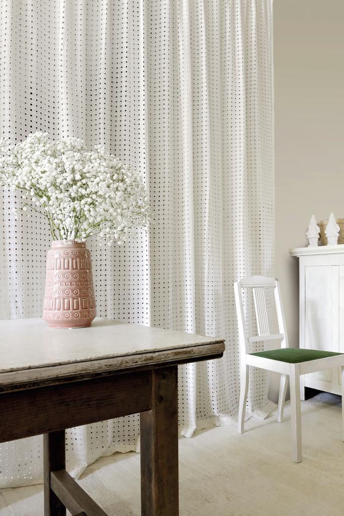 Stoff für Gardinen: Die 8 schönsten Modelle fürs Fenster