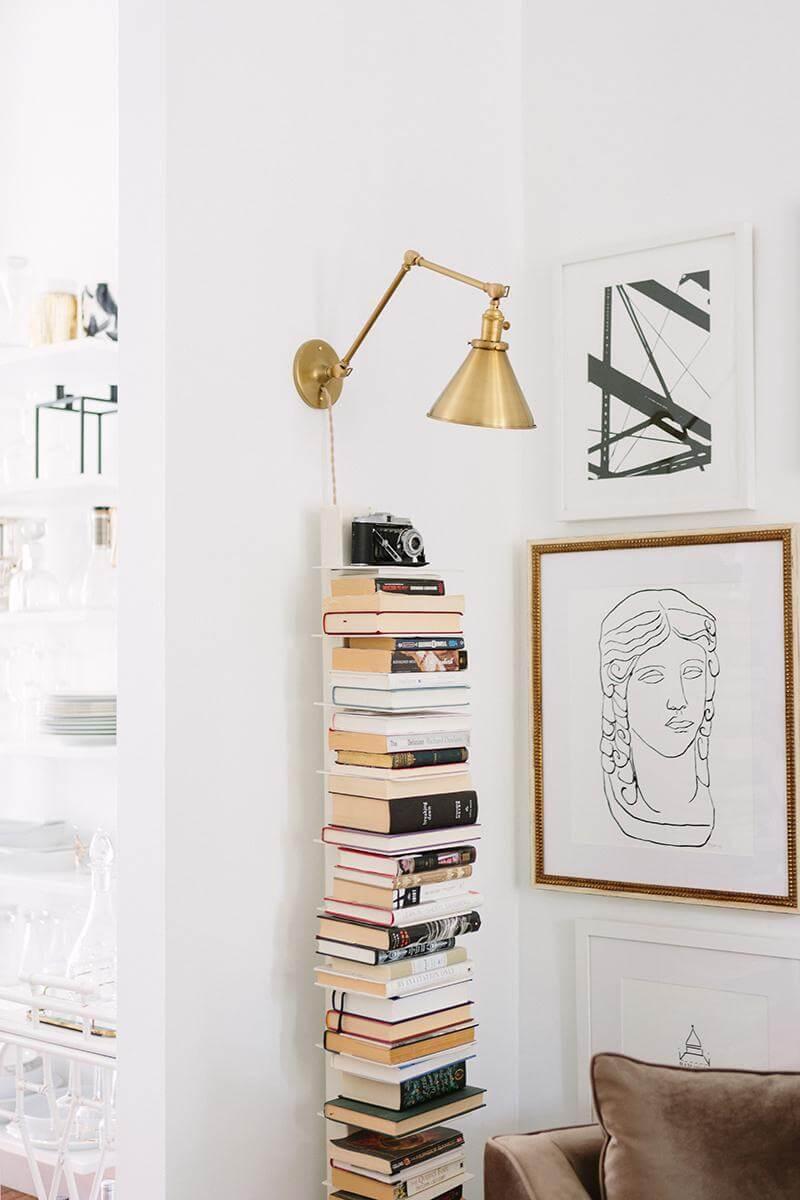 Schwebendes Regal buecherregale inspiration ideen bookshelf schwebendes regal decohome