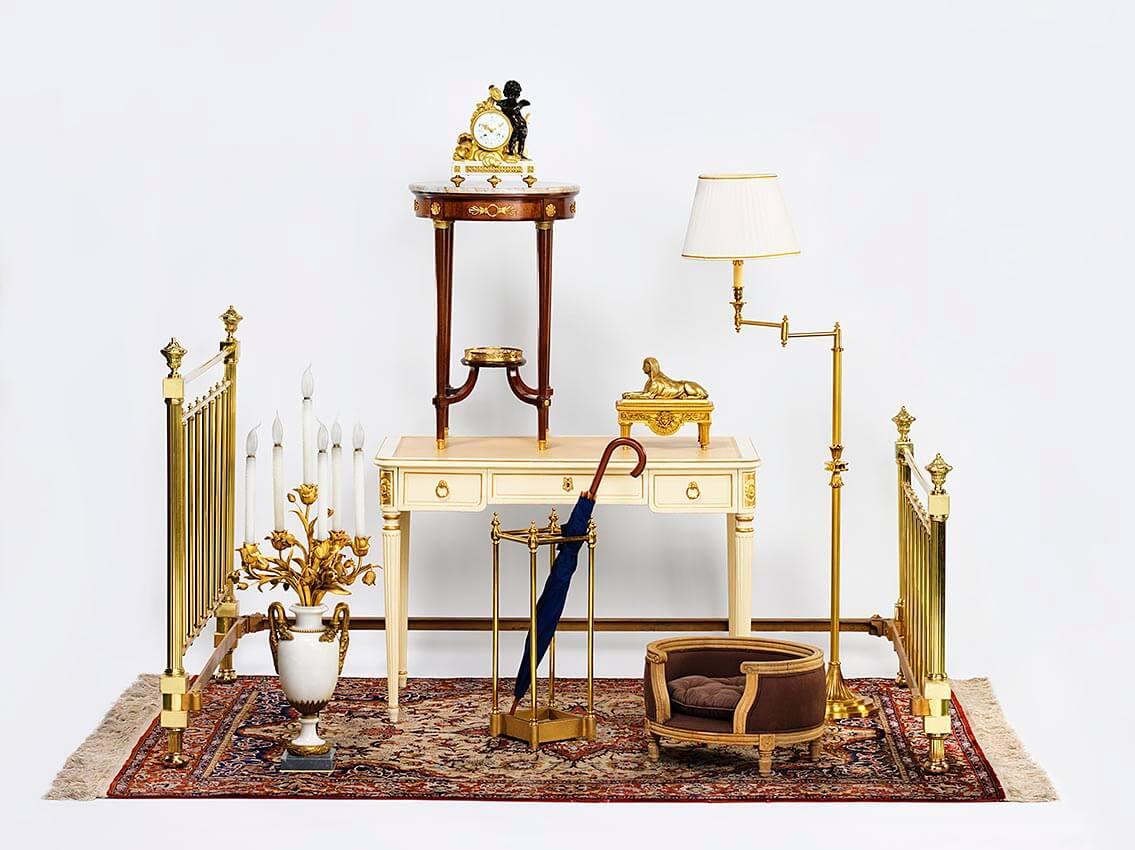 Auktion: 10.000 Möbel Aus Dem Legendären Ritz Paris Unterm Hammer