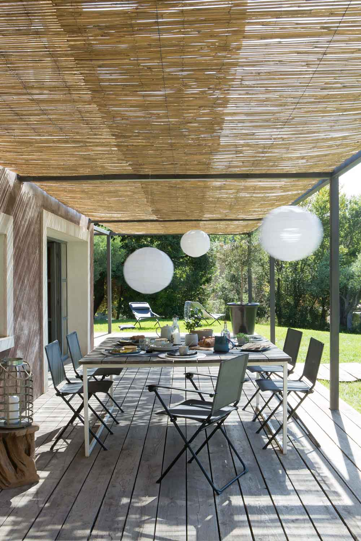 Terrasse Terrassengestaltung Wohnen Outdoor