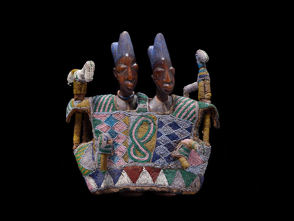 Hingehen: Perlkunst Aus Afrika Im Museum Rietberg Zürich