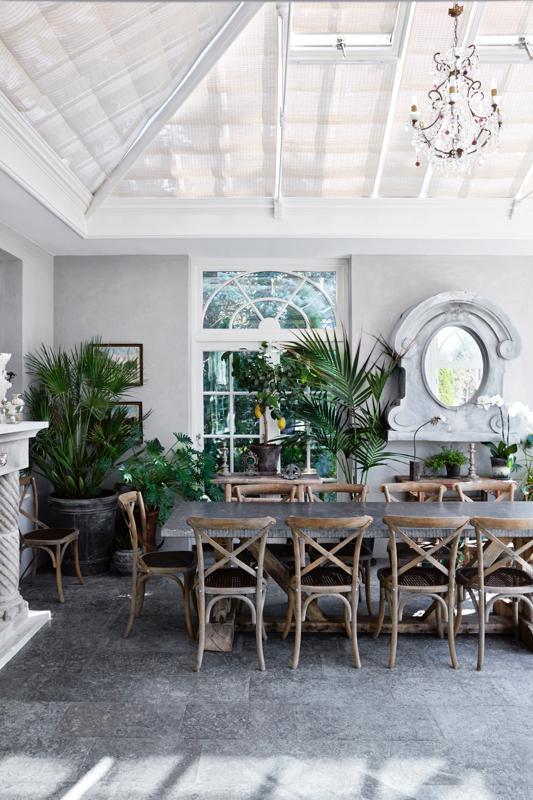 Titelstory So Stylish Wohnt Interiordesignerin Julie Brandt Deco Home