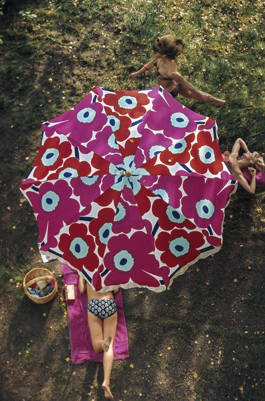 Under Marimekko Umbrella