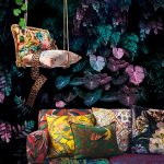 Tropical Nights! Textile Dekoration mit exotischen Botanik-Prints