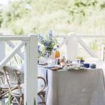 Draußen essen: die schönsten Plätze undIdeen