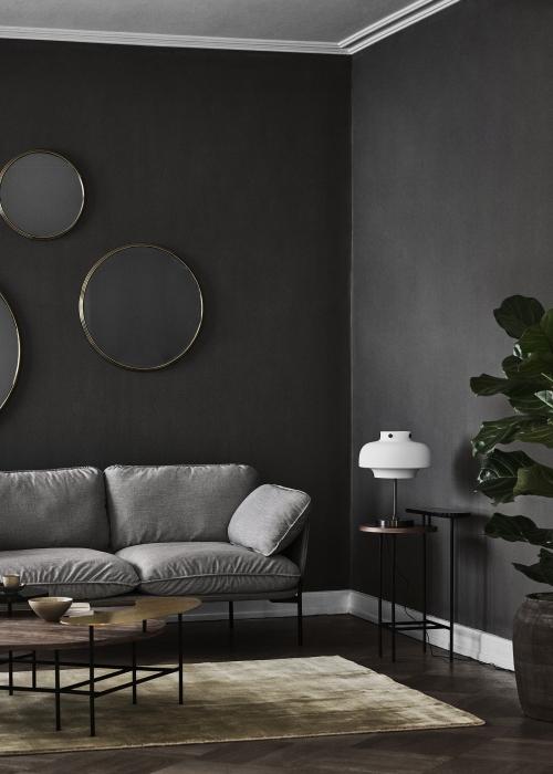 Schwarze Wande So Inszeniert Man Sie Richtig Deco Home