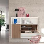 Home-Office einrichten: Platzsparen geht auch stylish