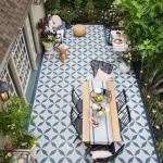 Gestaltungsideen für den Balkonboden