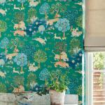 Dschungel Tapete: Die vielfältigen neuen Muster + Stylingtipps
