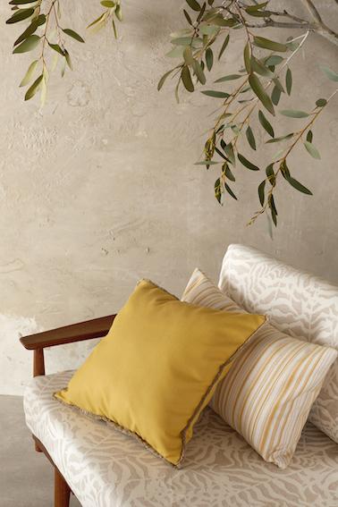 sunbrella-bahia-outdoorstoffe-textilien-gelb-streifen-decohome