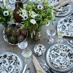 Sommerliche Inspirationen für die Tischdeko