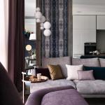 Konzept: Wohnen mit Farbe