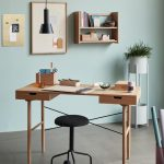 Home-Office einrichten: platzsparende Ideen und schicke Schreibtische
