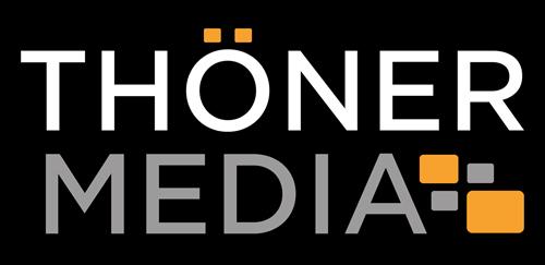 THÖNER MEDIA Logo