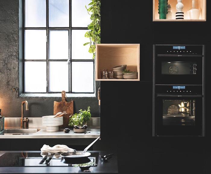 Neuer Look für Küchengeräte: NEFF präsentiert die Farbe Graphite-Grey