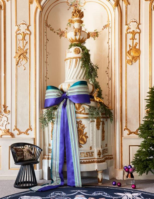 Opulente Weihnachten! Unsere Fest-Dekoration