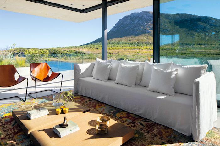 Südafrika: Ein Ferienhaus mit Blick aufs Kap
