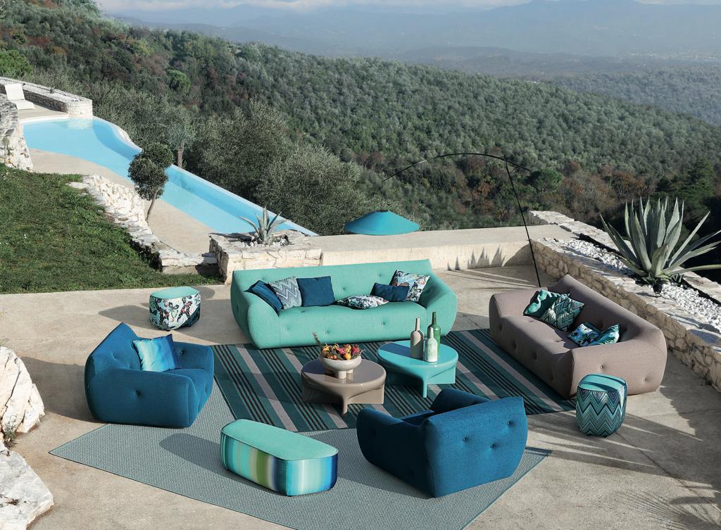 Outdoor-Sofa: Wohn(zimmer)kultur im Freien