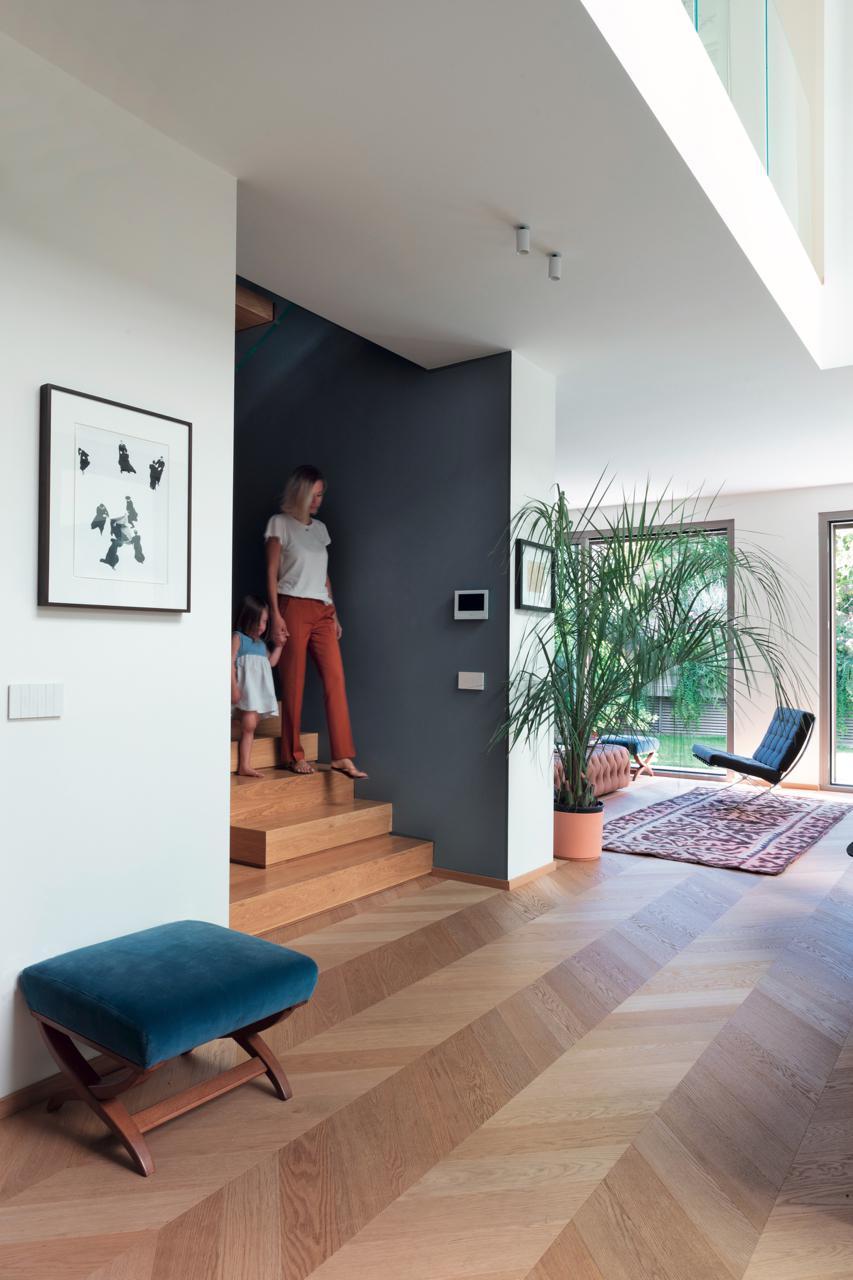Homestory: Lena Rasch's geradlinig-gemütliche Wohnoase in Mailand